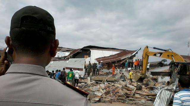 Rencanakan Menikah Esok Hari, Calon Mempelai Pria Ini Meninggal Tertimpa Bangunan Saat Gempa