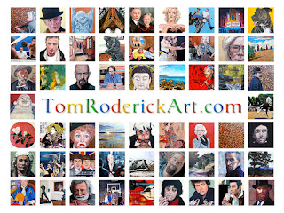Tom Roderick Fine Art