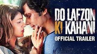Do Lafzon Ki Kahani Official Trailer _ Randeep Hooda, Kajal Aggarwal _ HD