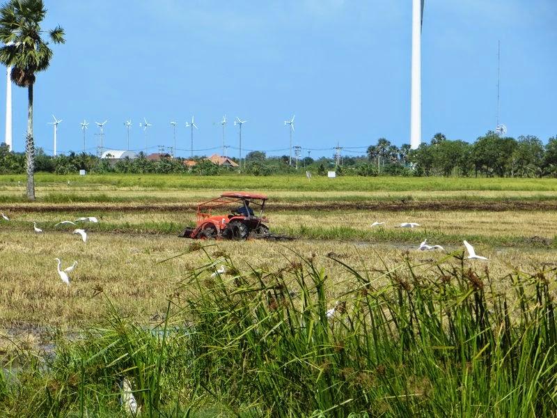 ветровые электростанции Таиланд