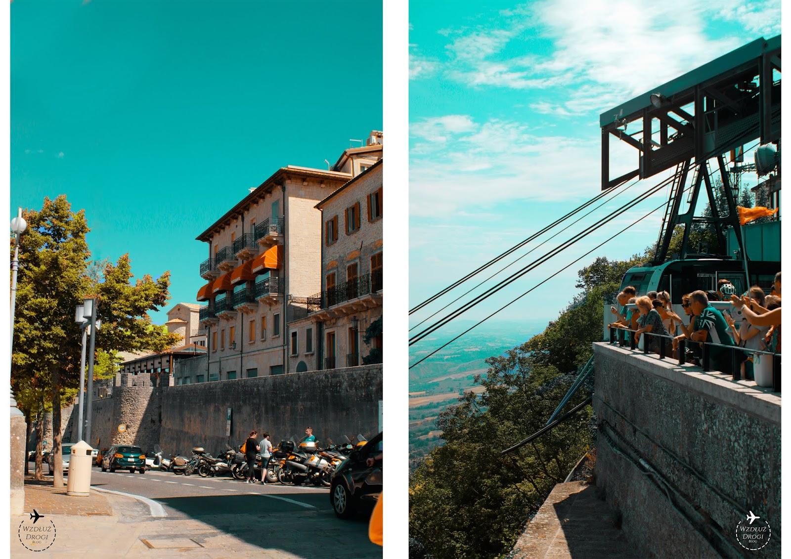 Ulice San Marino