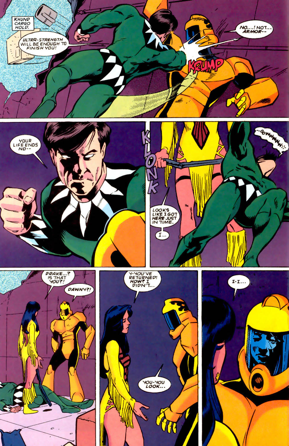 Legion of Super-Heroes (1989) 58 Page 18