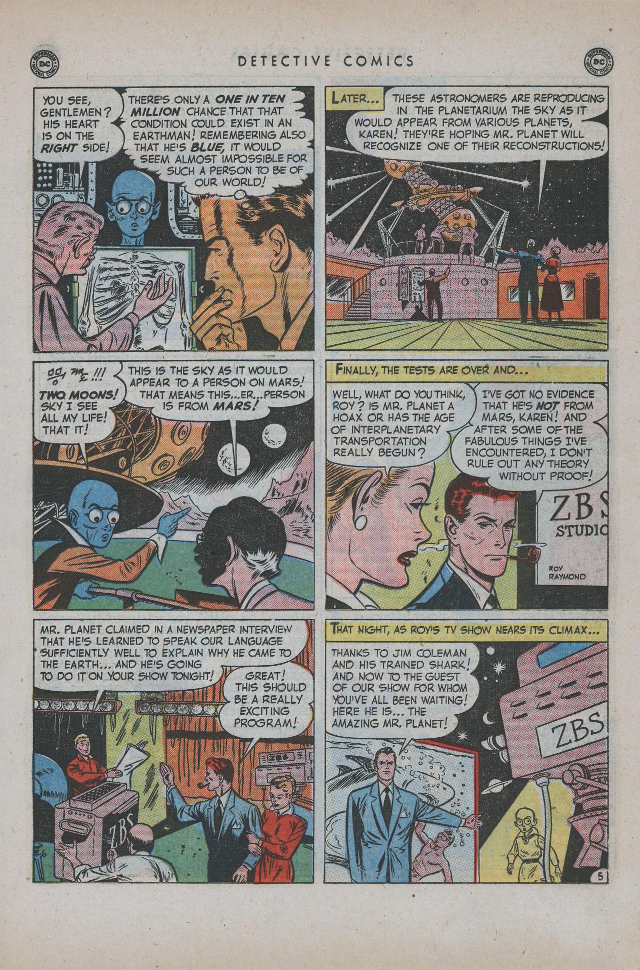 Detective Comics (1937) 171 Page 20