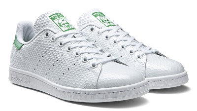 new product 1571d 41fb9 My sweet valentine: The iconic Stan Smith gets a glam make ...