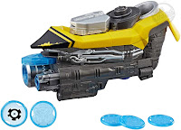 Hasbro Transformers Bumblebee Movie Bumblebee Stinger Blaster
