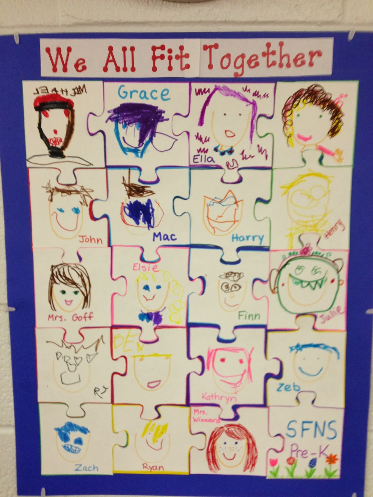 Get All As: Mrs. Goff's Pre-K Tales: Thanks To My Blogging Buddies For