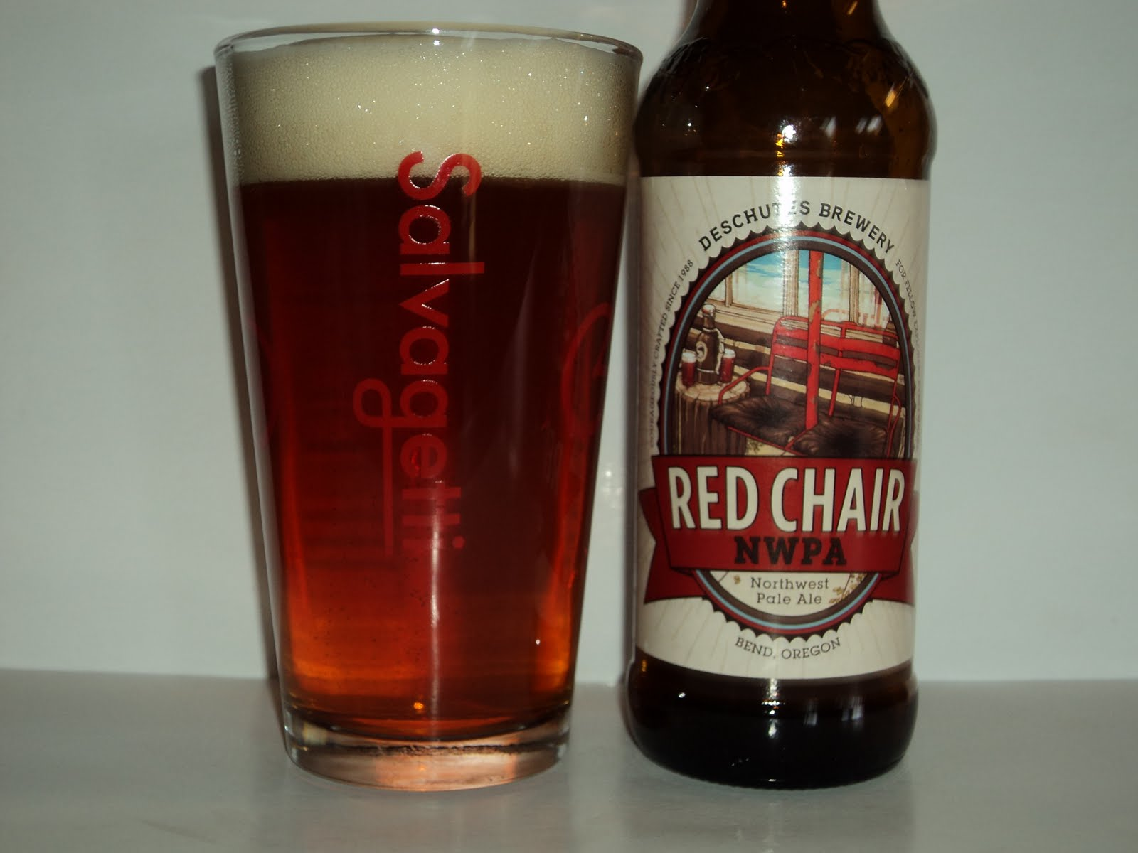 Deschutes Red Chair Small 4 Dining Table Set Water 43 Malt Hops Yeast  Beer 2 Pale Ales And Ipas