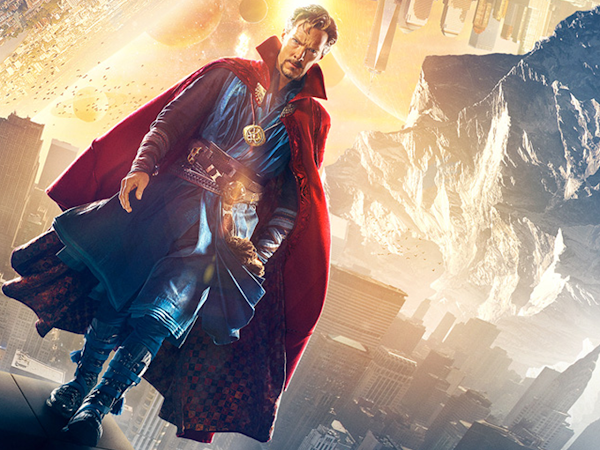 """Stephen Strange i Kamień Nieskończoności, albo po prostu """"Doktor Strange"""""""