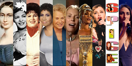10 Influential Women Throughout Music History