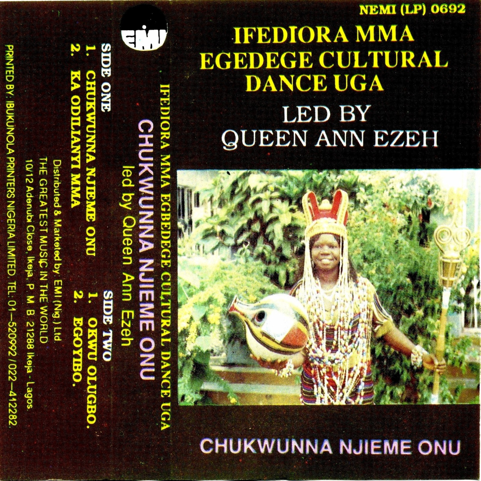 Likembe: Igbo Traditional Music