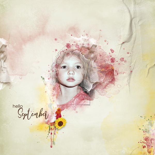 hello september © sylvia • sro 2018 • charm of september by tiramisu design