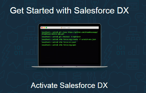 Get Started With Salesforce DX