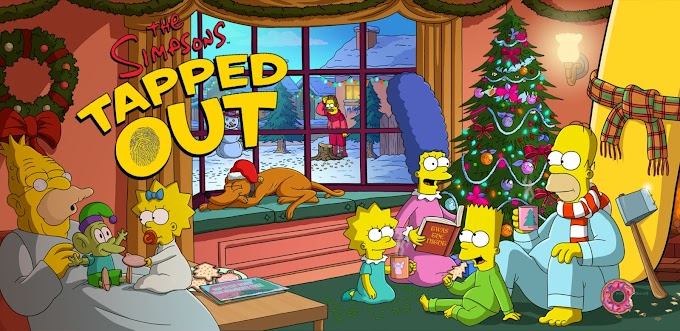 The Simpsons: Tapped Out updated (4.36) for Android and iOS with Christmas theme