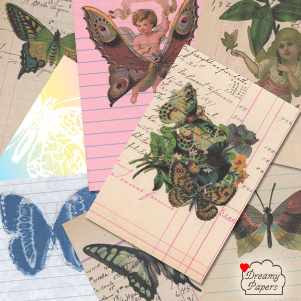 Dreamy Papers: Kit To Create Your Own Art Journal
