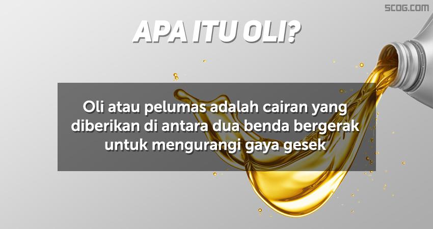 Apa itu oli?