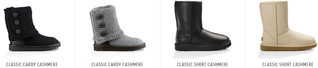 Ugg Cashmere Boots