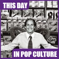Ron Popeil was born on May 3, 1935.