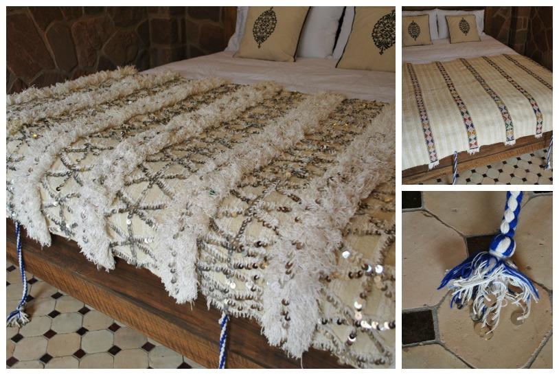 Beyond Marrakech Moroccan Wedding Blankets A Vanishing Tradition