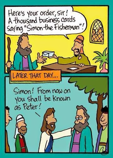 Funny Christian Aging Stories
