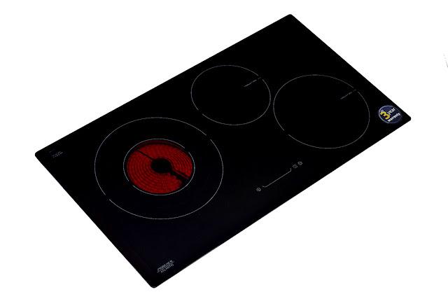 Bếp điện từ Munchen GM 6318 có bằng bếp của Teka ?