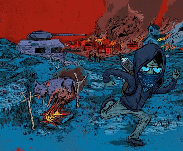 Иллюстратор Andres Guzman 24