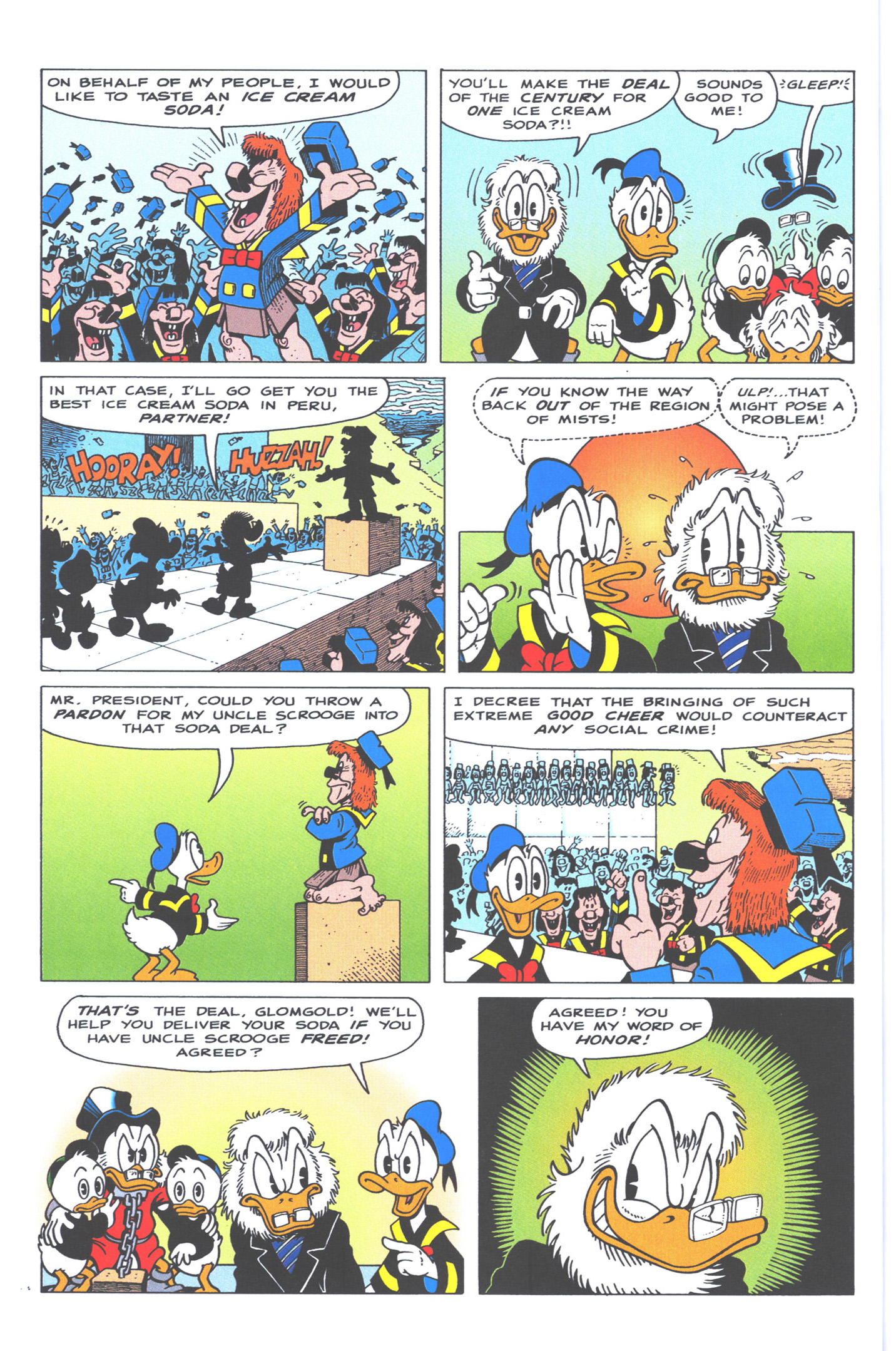 Read online Uncle Scrooge (1953) comic -  Issue #362 - 20