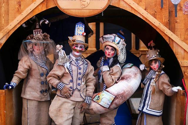 5 zajímavostí kolem benátských karnevalových masek, Benátky průvodce, Benátky počasí, kam v Benátkách, Benátský karneval