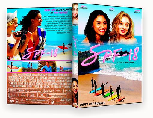 CAPA DVD – SPF-18 DVD-R AUTORADO