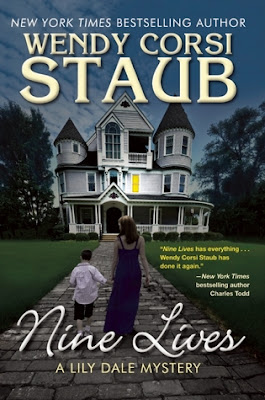review, Staub, mystery, Nine Lives