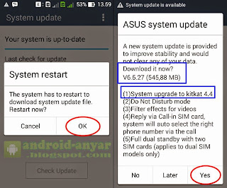 Download file update Jelly Bean menjadi KitKat