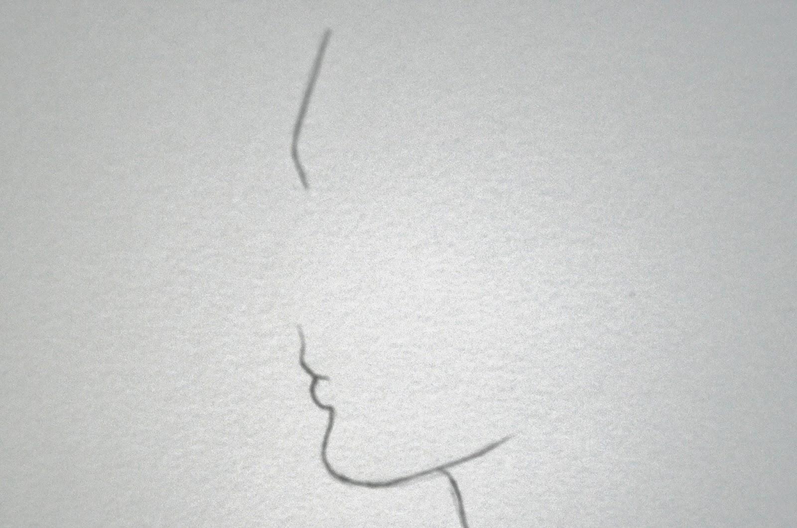 DOMERELLY Dibujando!: TUTORIALES DE DIBUJO: NARIZ DE PERFIL
