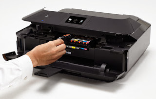 Memperbaiki Cartridge Printer Canon