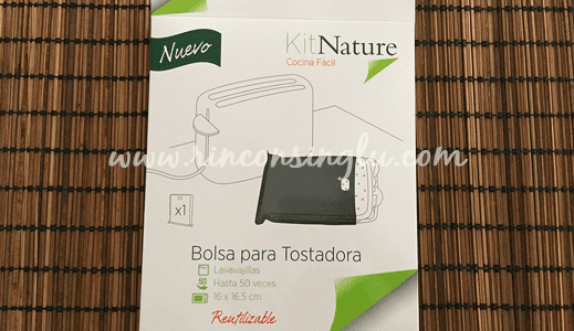 bolsa apta para tostadora kit nature