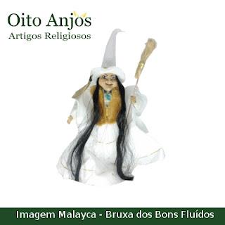 Imagem Bruxa Malayca - Bruxa dos Bons Fluídos