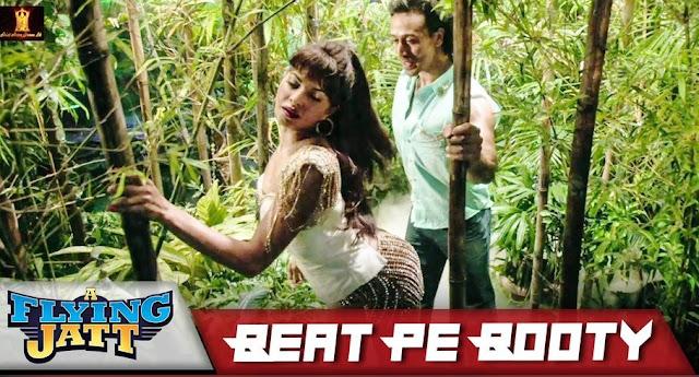Beat Pe Booty - A Flying Jatt (2016)