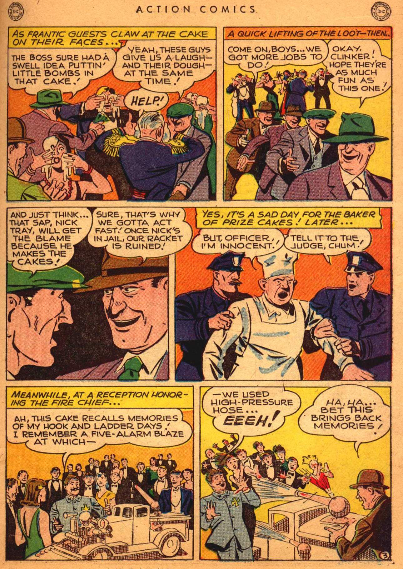 Read online Action Comics (1938) comic -  Issue #108 - 24