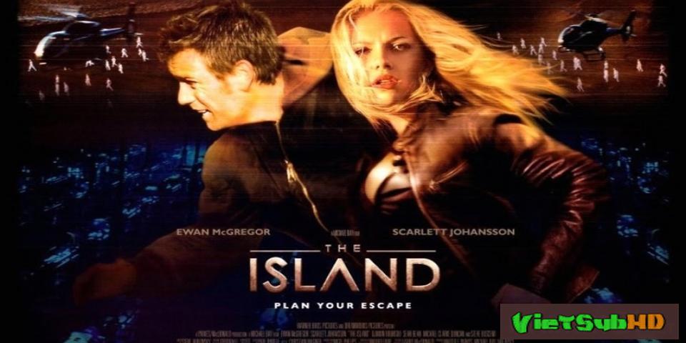 Phim Đảo Vô Hình VietSub HD | The Island 2005