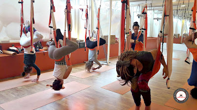 aeroyoga, yoga, yoga aereo, teacher training, air yoga, aerial yoga, formacion, seminarios, cursos, talleres, madrid, españa