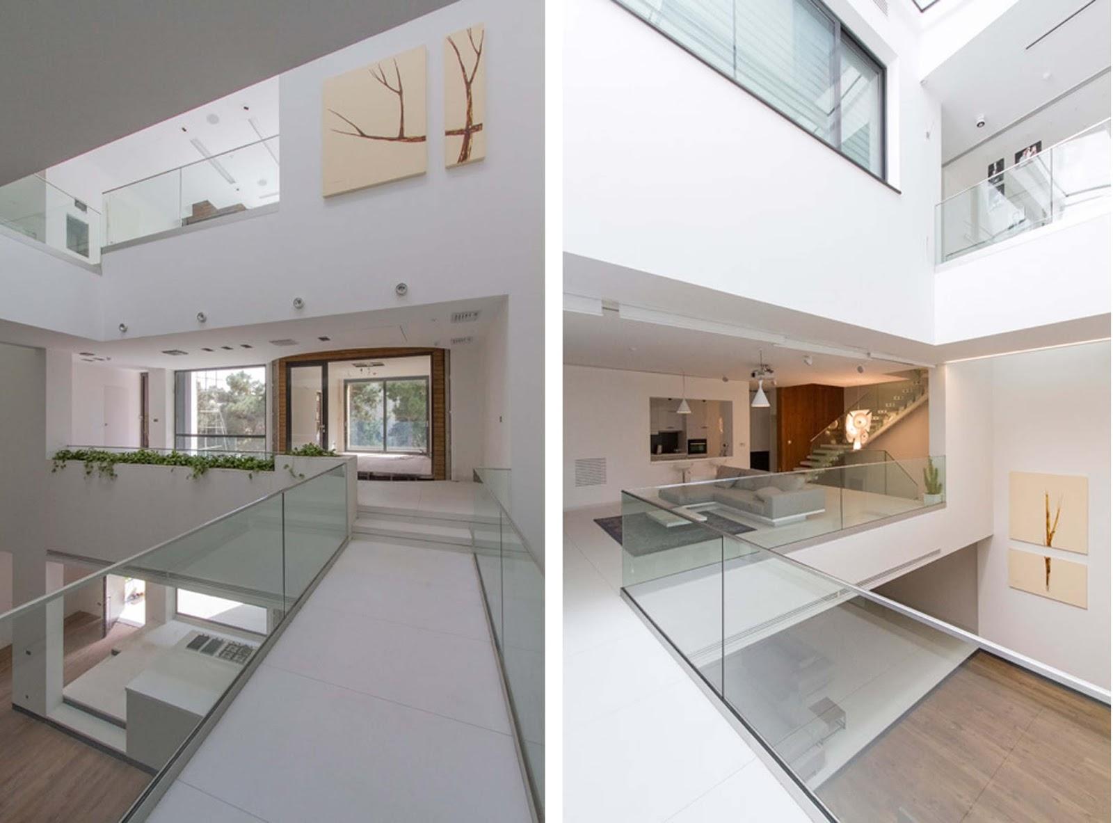 Stanze rotanti nella Sharifi-ha House by Next Office | ARC ...