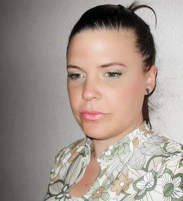 maquillaje en tonos calidos