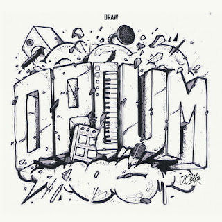 Draw - Opium (Beat Tape) (2015)
