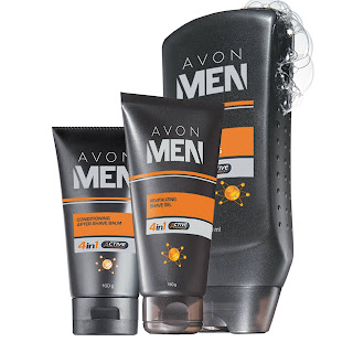 AVON Men -3 Piece Gift Set - MRP 699