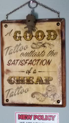 Tattoo Shop Profile Marked  Life Tattoos York Pa