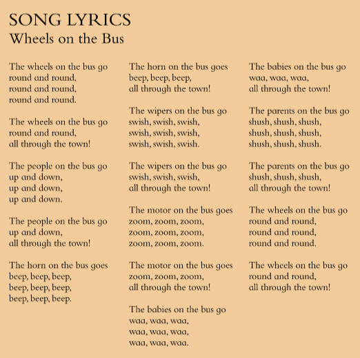 Spoke in the wheel lyrics