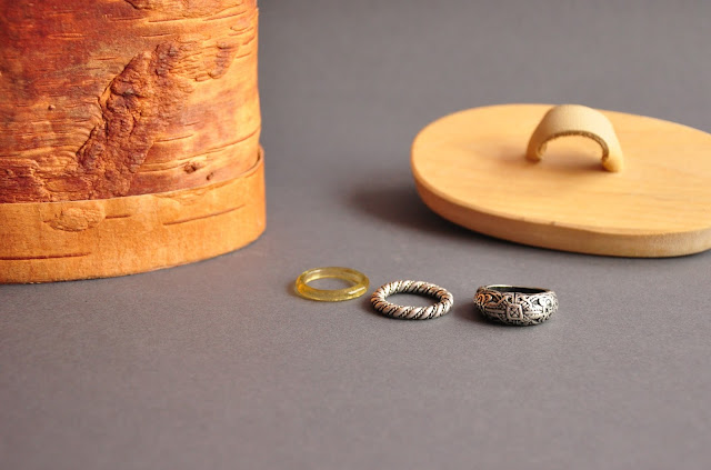 rekonstrukcje pierścieni ze Słowiańszczyzny Zachodniej