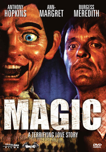 Magic 1978 horror movie poster