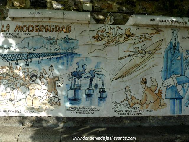 Murales de la Ruta Histórica
