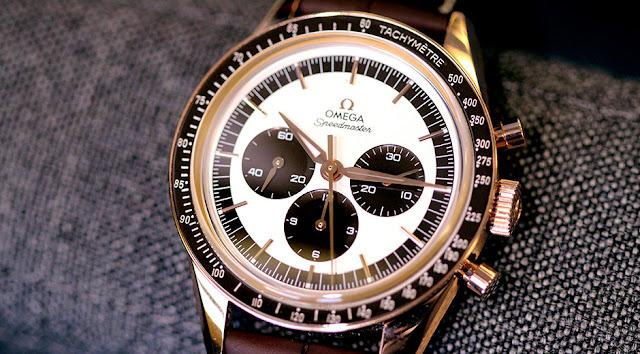 AAA Réplicas De Relojes Omega Speedmaster Sedna Gold