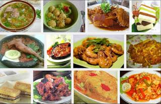 resep masakan Indonesia sehari hari sederhana