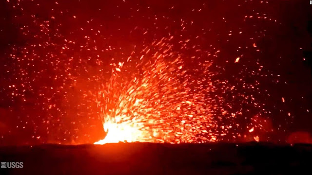 Watch This Whirlwind of Lava at Hawaii's Most Active Volcano